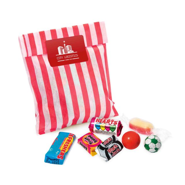 Candy Bag – Retro Sweets – Small