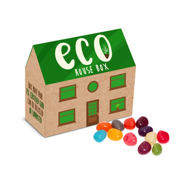 Eco Range – Eco House Box – Jelly Bean Factory® – COMING SOON