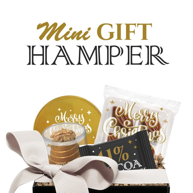 Winter Collection 2020 – Mini Gift Box – x4 Items Inside